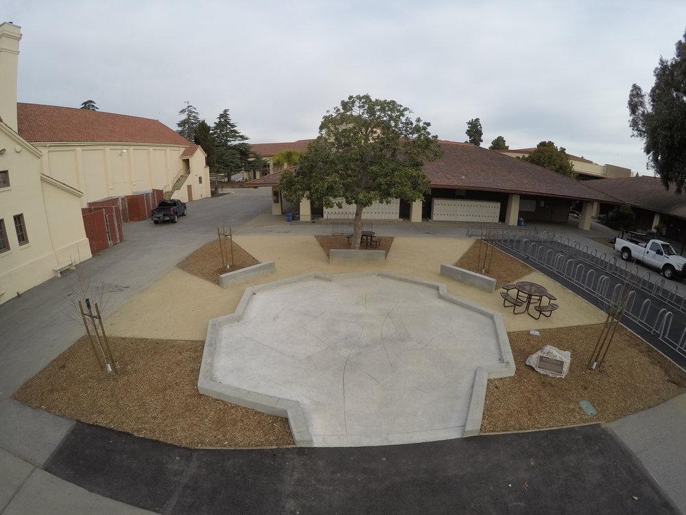 Senior Deck
