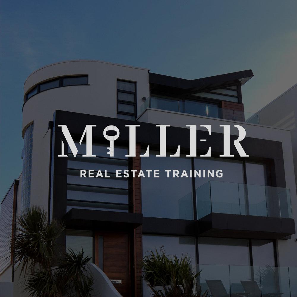 Miller Real Estate Training