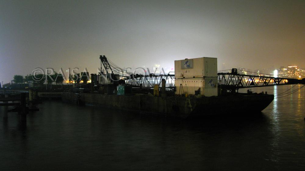 Creating Hoboken