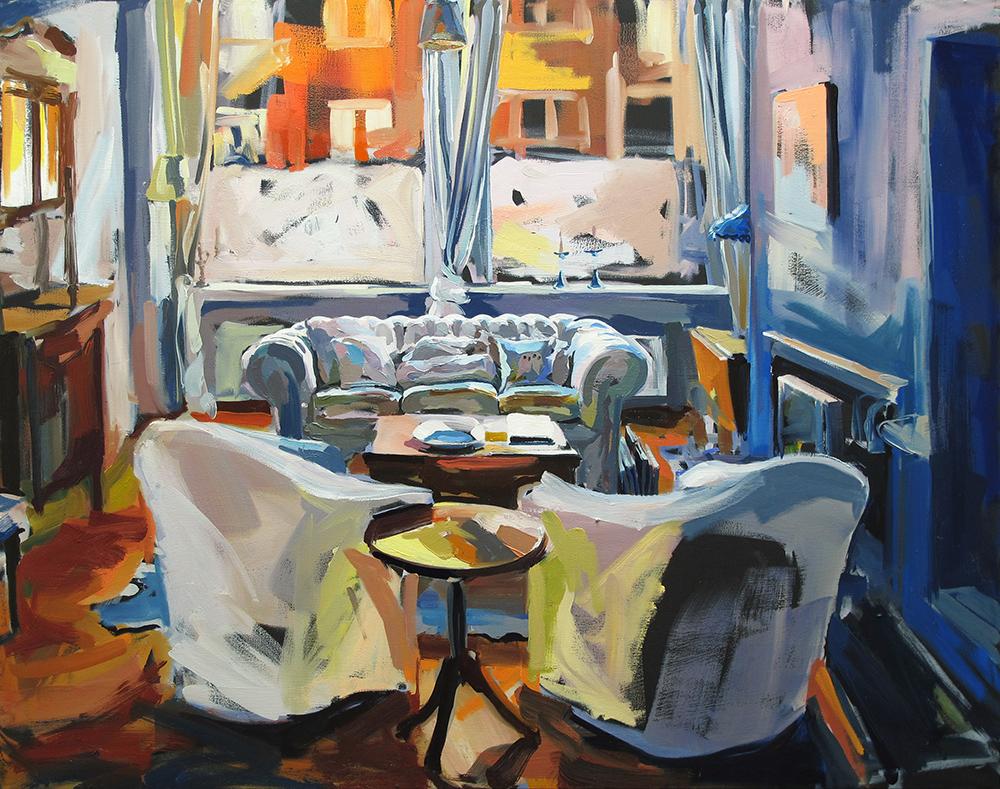 Bacchuslaan Livingroom, Antwerp