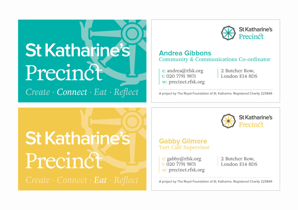 Charity Brand | Print & Signage Design — Hannah Clare