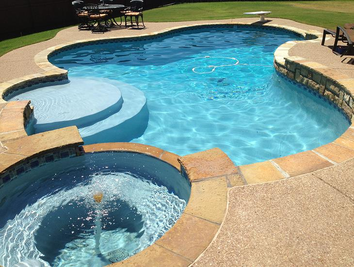 Soft to the touch. hardwearing. aquaBright finishes cure instantly so pool can be filled with water immediately