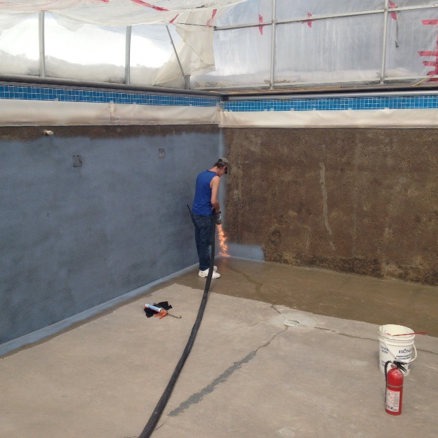 lowry pool service plus winter install flock coat.jpg