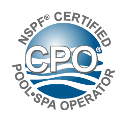 Greg butler is a National Swimming Pool Foundation Certified instructor
