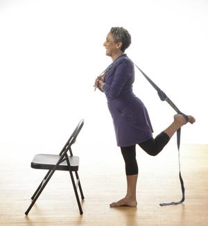 Chair Yoga Tutorial