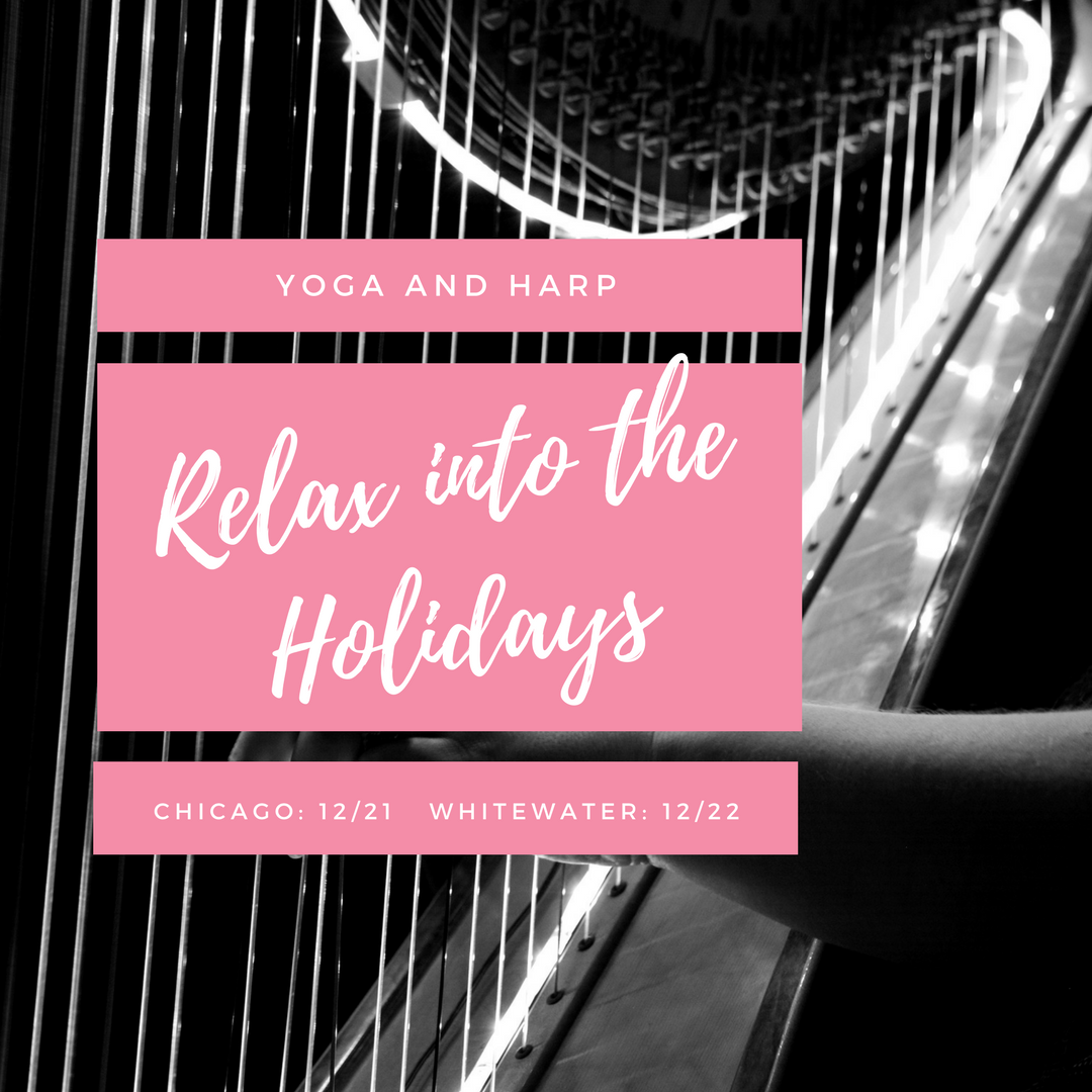 Relax into the Holidays Chicago EVENTS u2014