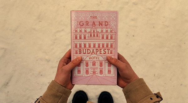 "Wes Anderson's, ""The Grand Budapest Hotel"""
