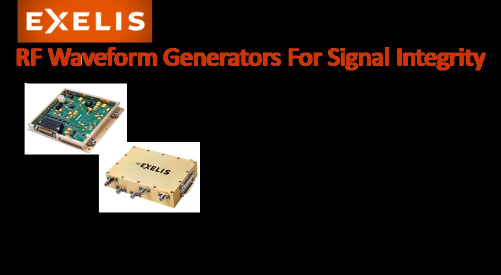 RF Waveform Generator