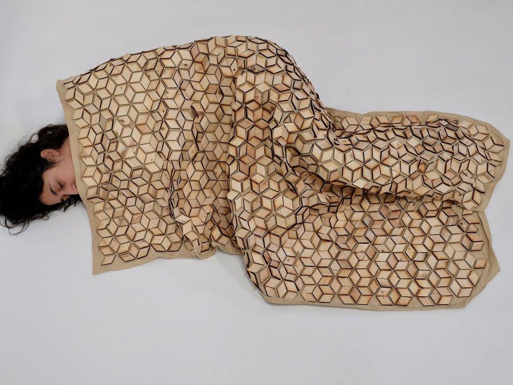 Wooden Blanket