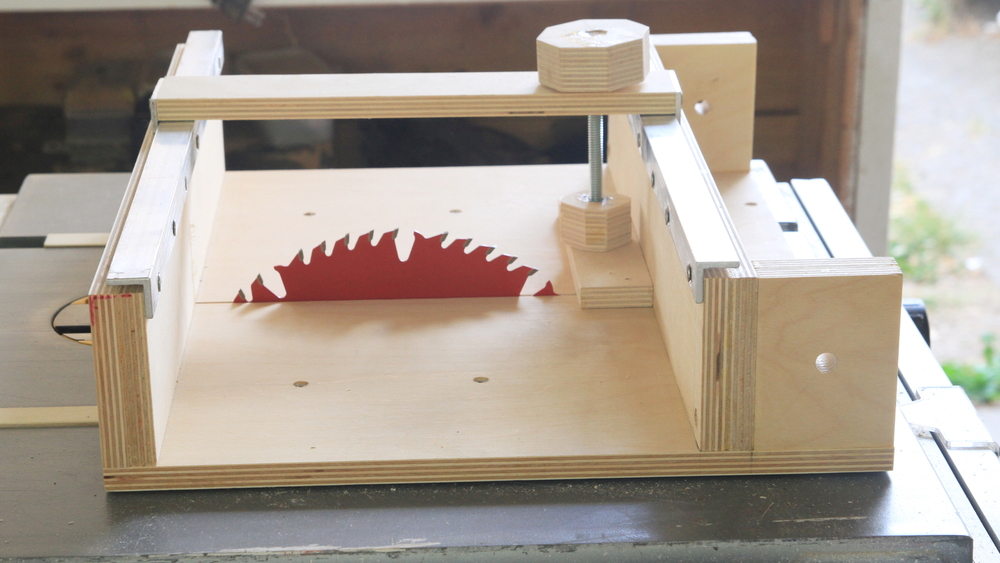 How To Make A Cross Cut Sled For Table Saw Darbin Orvar