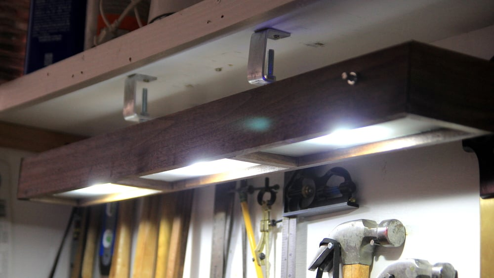 How To Make A Dimmer For A Light Fixture W/ High Powered LEDs