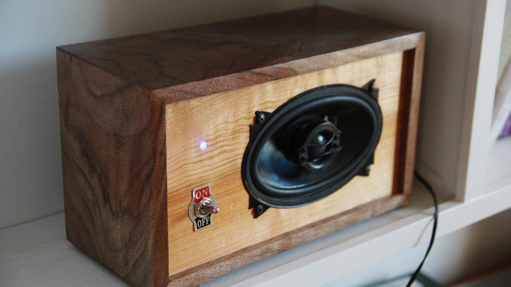 Diy Bluetooth Speaker Darbin Orvar