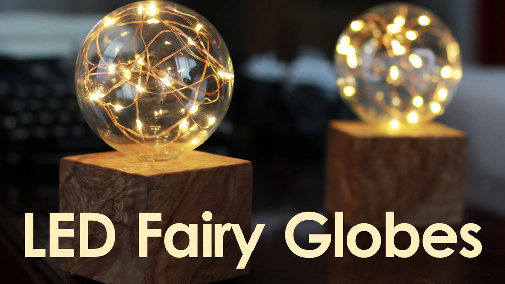 LED Fairy Light Globes Darbin Orvar