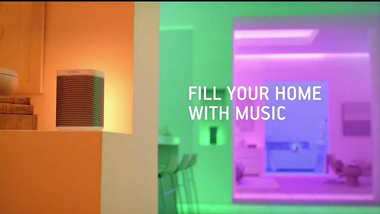 Current Innovations is a Direct Dealer of SONOS