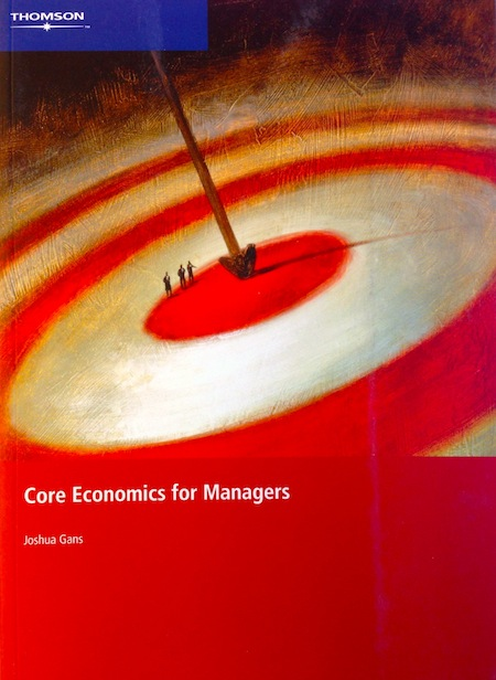 Core Economics for Managers - In this engaging text, economic teaching is turned on its head. Specifically aimed at the management or MBA student, Core Economics for Managers covers the essentials but does so in ways that build on and reinforce the student's work experiences.