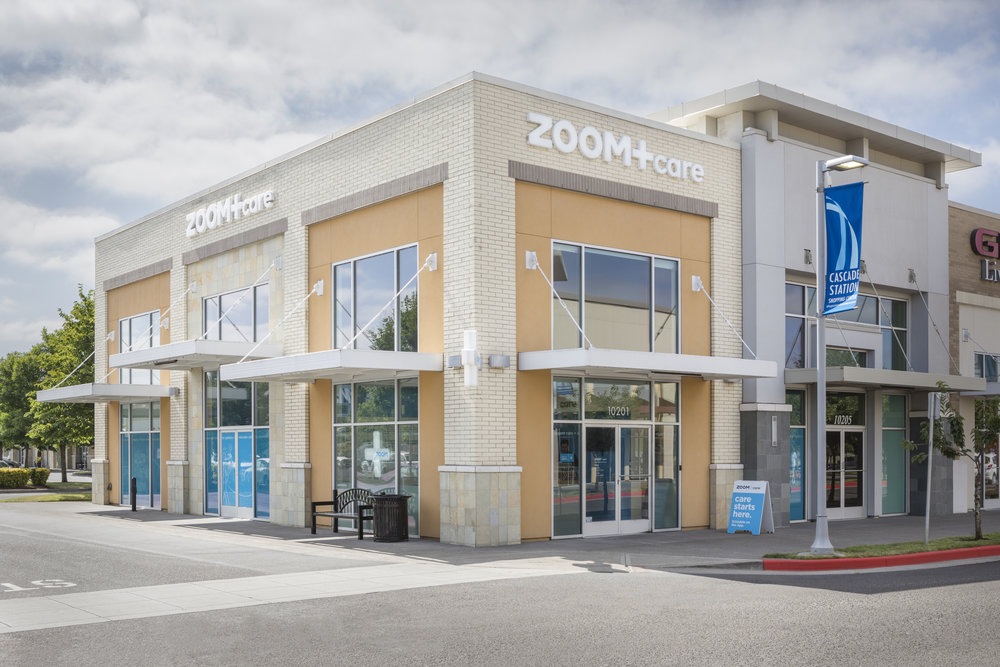 Cascade Station . Zoomcare