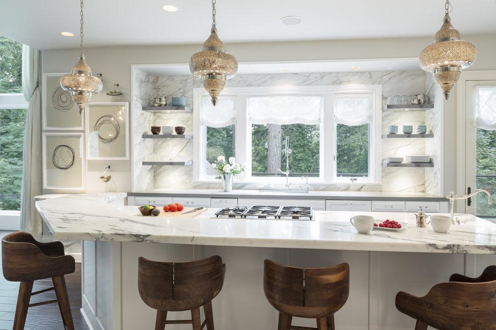 Bilups kitchen . Baines