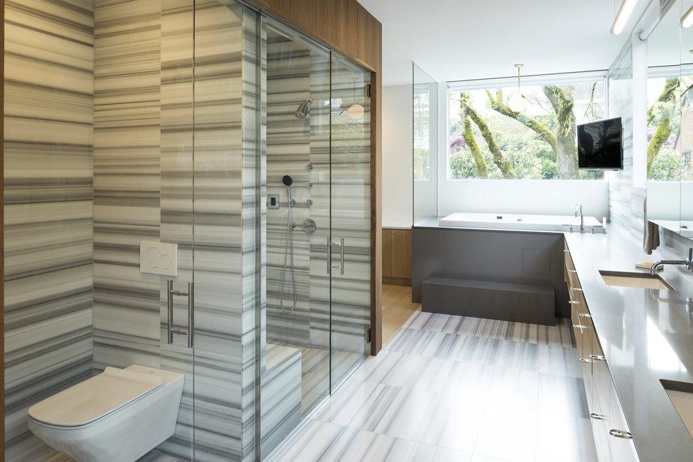 Vista bath . Rainier - Weil