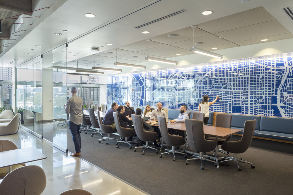 JLL conference room . GBD