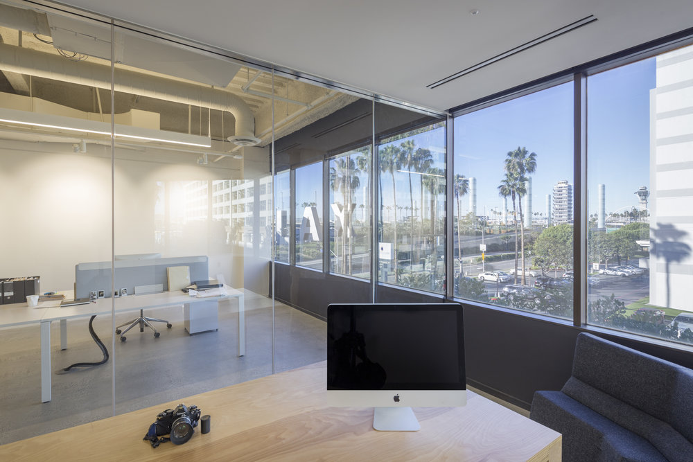 LAX Century BLVD office . WPA