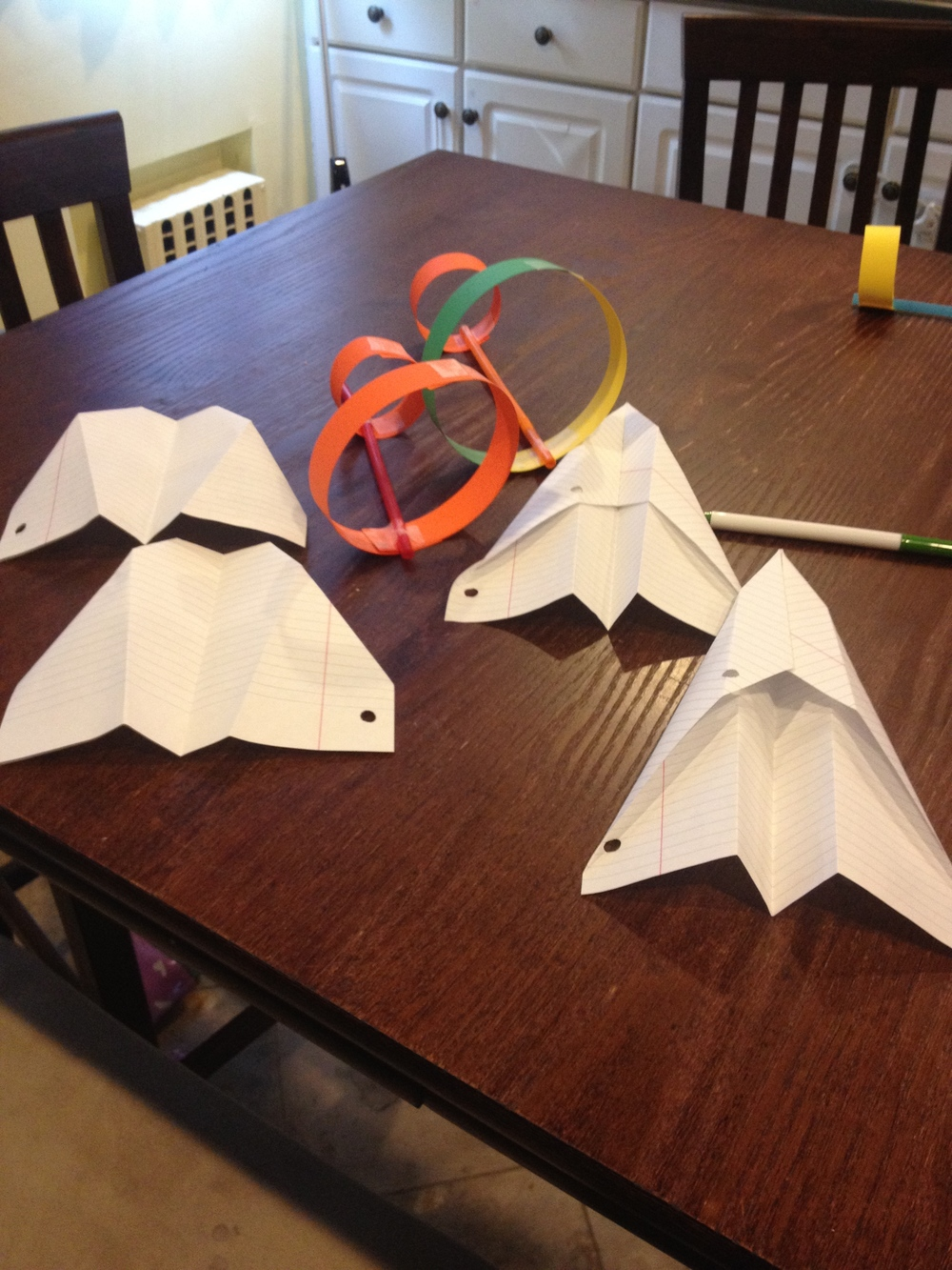 paper airplanes photo 5