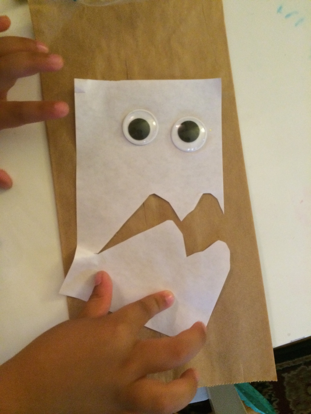 Pinterest in Real Life Paper Bag Monsters 2 from Encourage Play