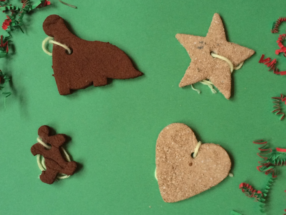 Cinnamon Ornaments bake and no bake by Encourage Play