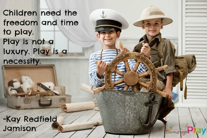 Kay Redfield Jamison quote by Encourage Play