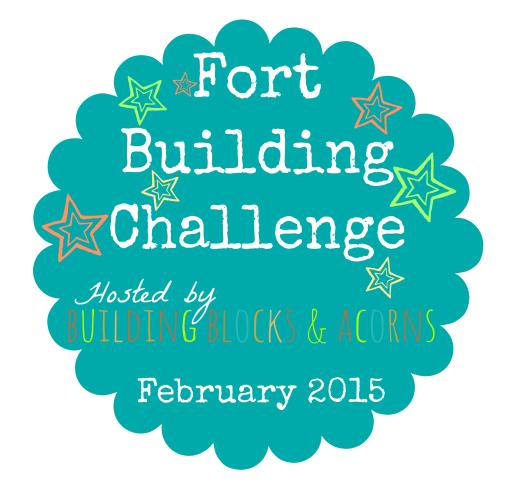 Fort building challenge