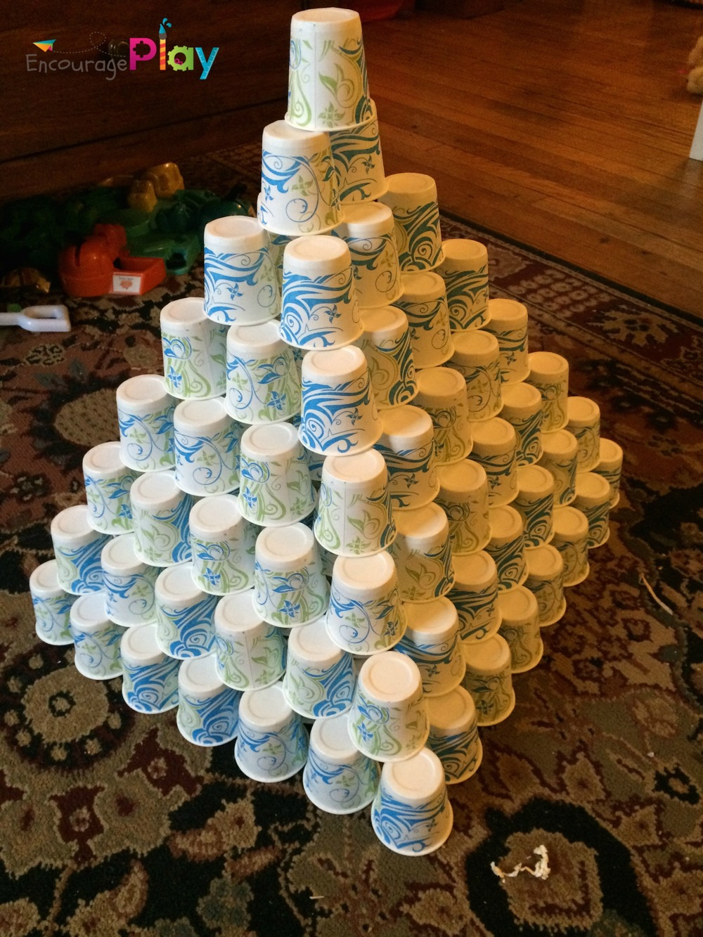 pyramid of cups from Encourage Play.jpg