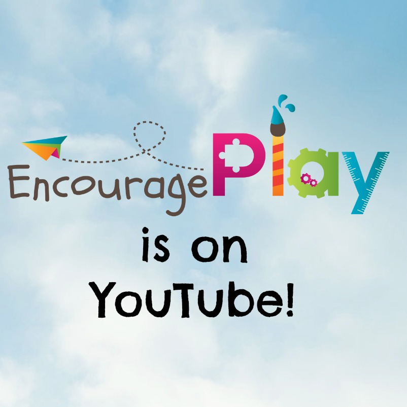 Encourage Play now has a YouTube channel