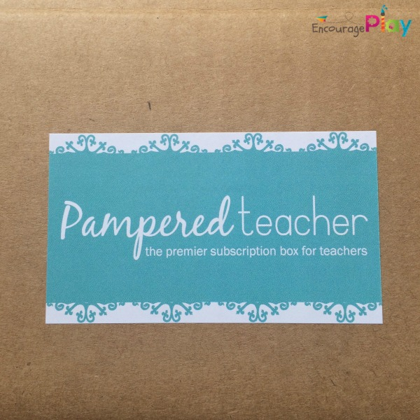 Pampered Teacher Subscription Box for Teachers