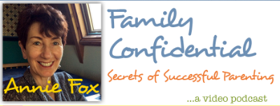 Family Confidential Annie Fox