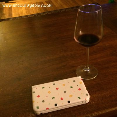 my 3ds and wine.jpg