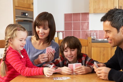 Family Activities from Encourage Play