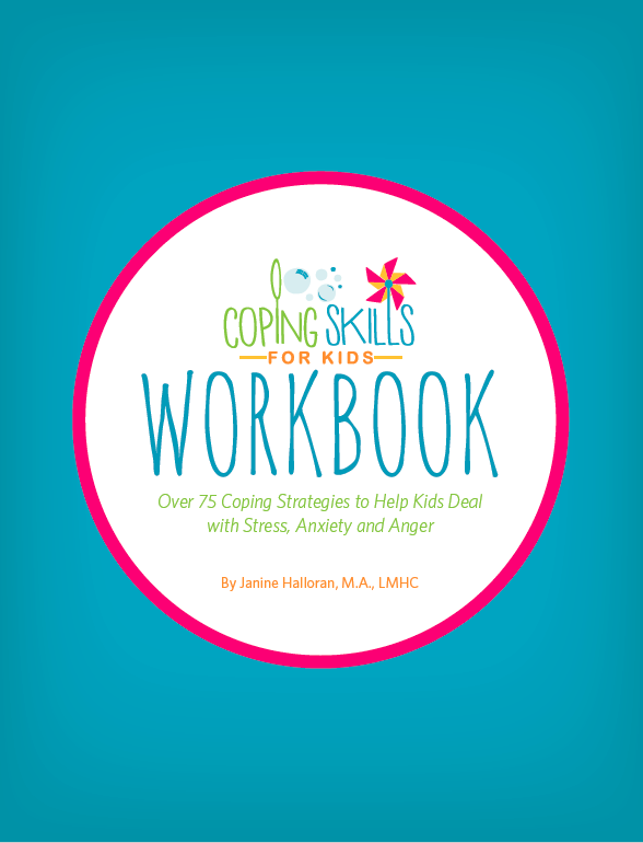 Coping Skills for Kids Workbook