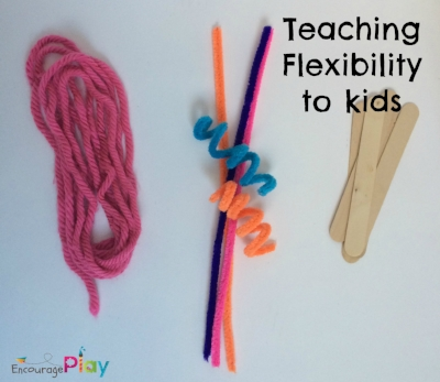 Social Thinking Being Flexible by Encourage Play