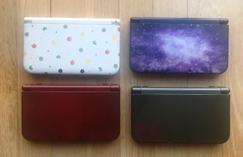 Our 3DS Collection