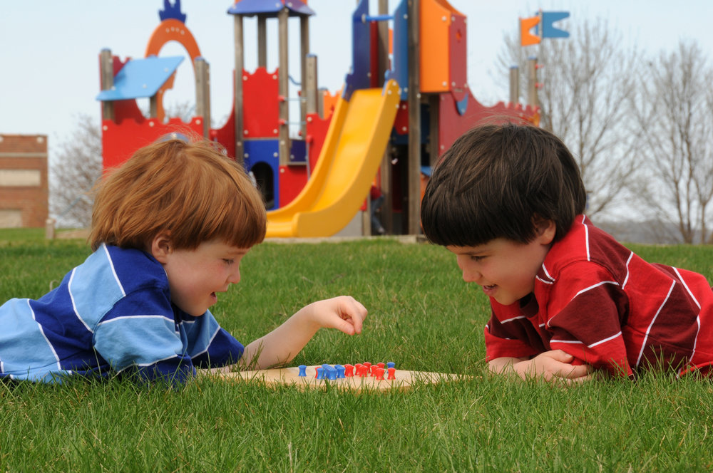 Learn Social Skills Through Play