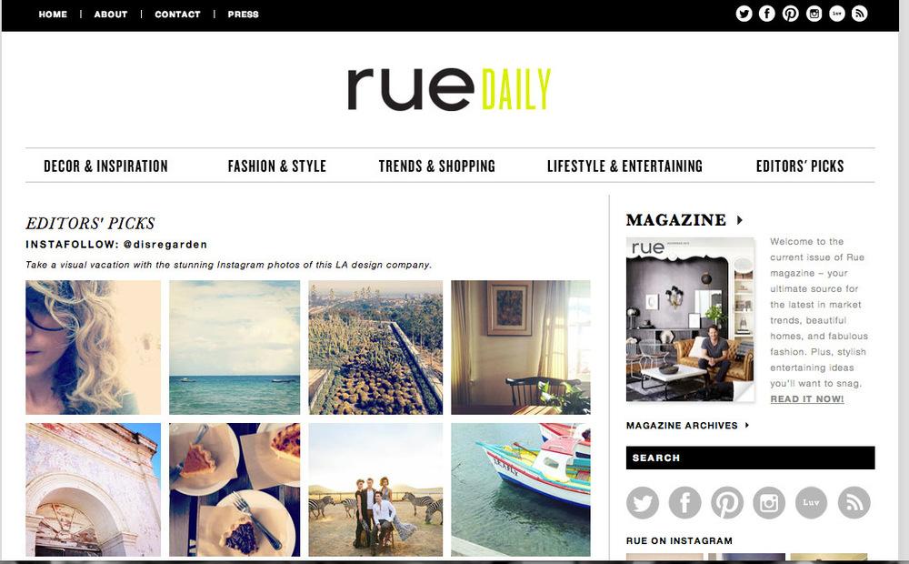 Rue Editor's Pick: Instafollow