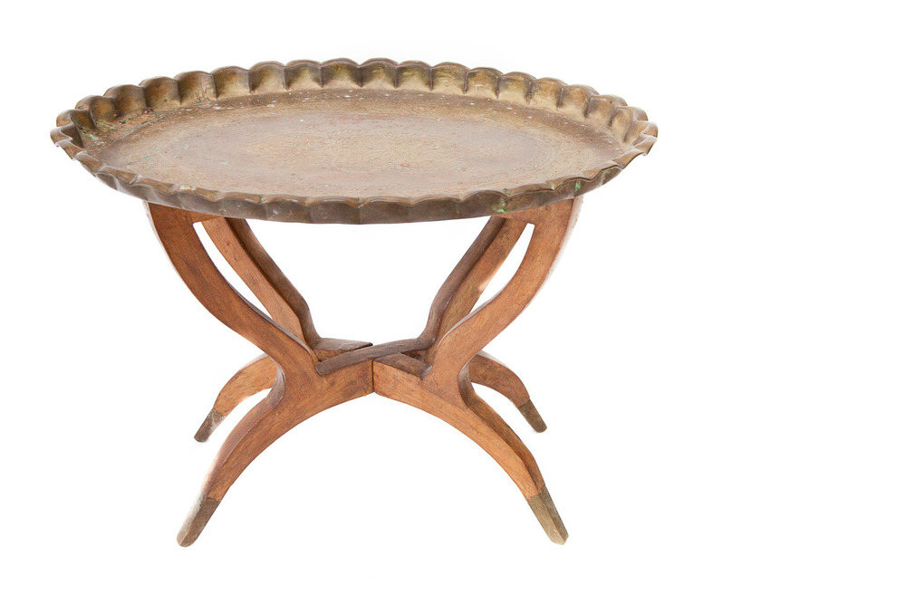 (T-001)   TANGIER TABLE