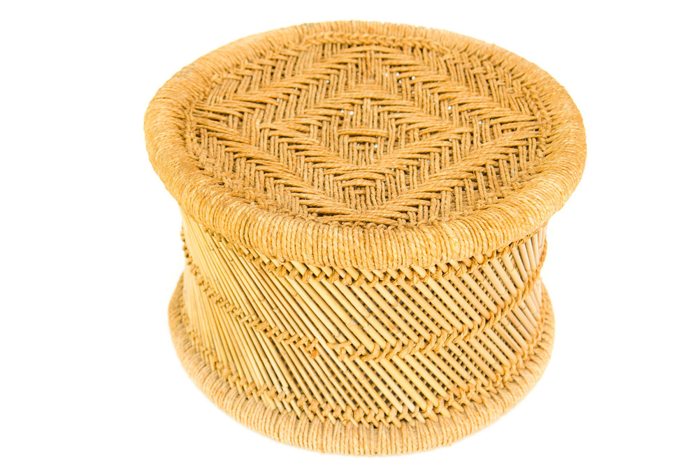 (T-027) WEAVE + BAMBOO