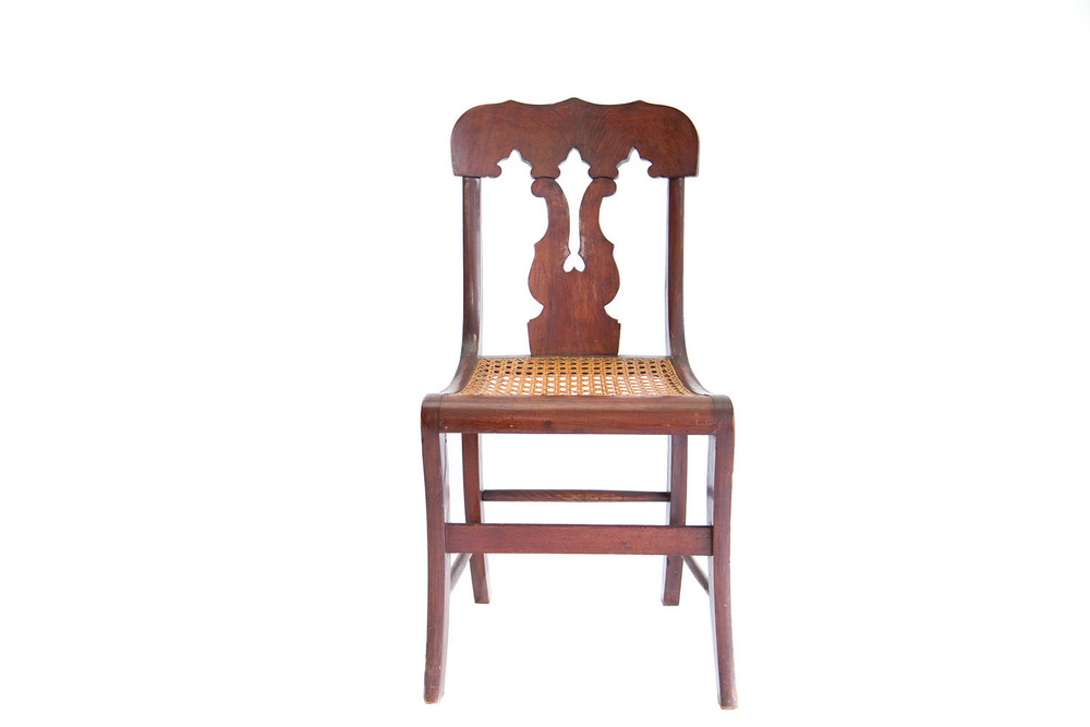 (C-025) CANE SUGAR CHAIR