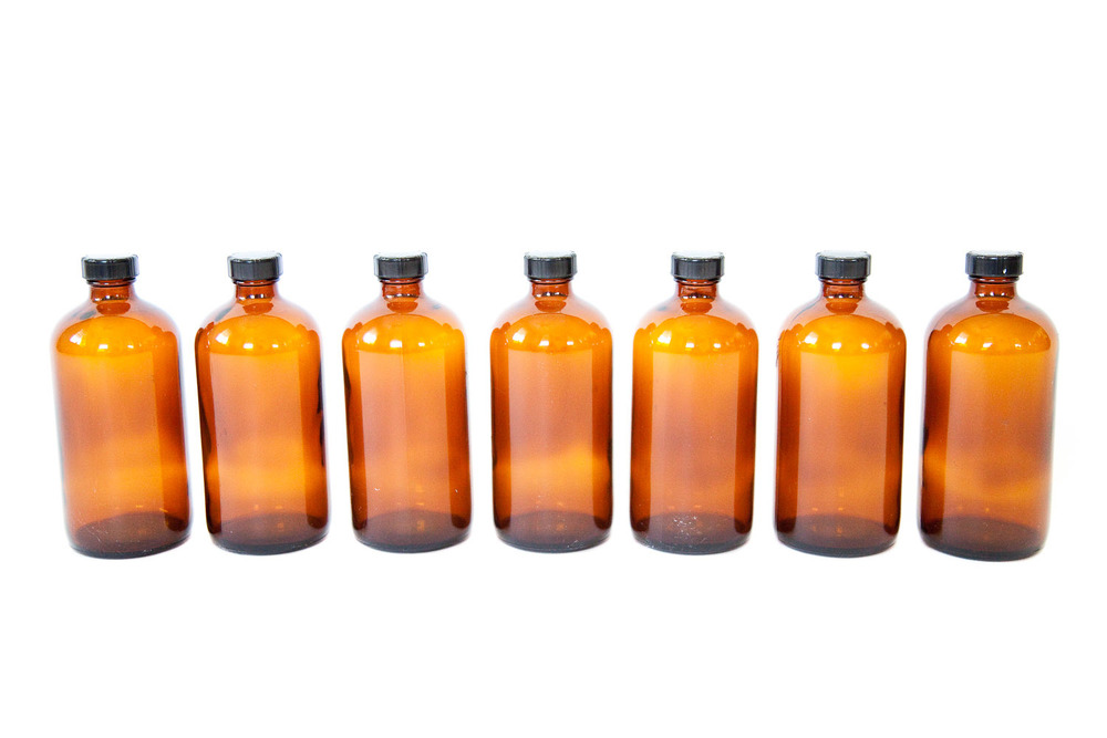(PS-002) APOTHECARY BOTTLES