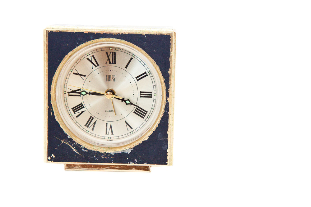(PS-027) GUMPS CLOCK
