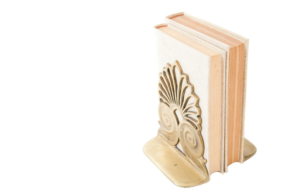 (PS-035) ART DECO BOOKENDS