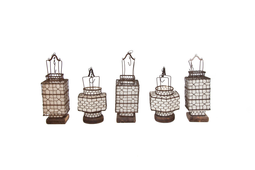 (PS-077) CHINESE LANTERN COLLECTION
