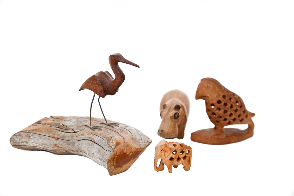 (PS-137) THE WOODED ANIMAL COLLECTION