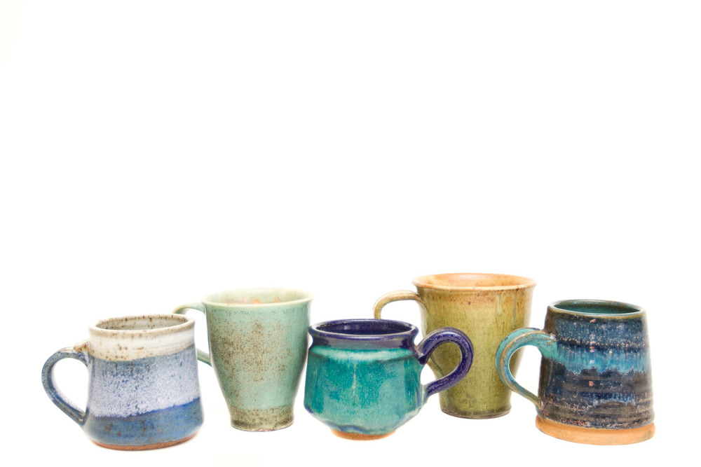 (TA-046.2) VINTAGE MUG COLLECTION