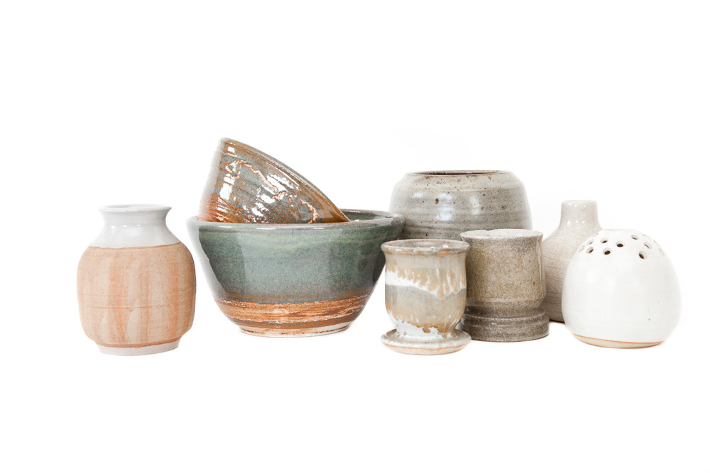 (V-002.1) THE DISREGARDEN CERAMIC COLLECTION